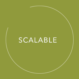 SCALABLE